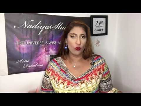 Aquarius March 2017 Astrology Horoscope by Nadiya Shah