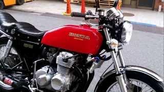 getlinkyoutube.com-バイクショップ ZETA-ONE CB400F