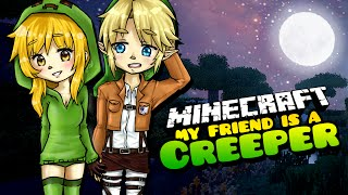 getlinkyoutube.com-WILL YOU MARRY ME? (SEASON FINALE!) My Friend is a Creeper (Minecraft Roleplay) - Ep. 60