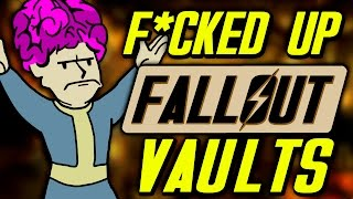 getlinkyoutube.com-6 Most Fucked-Up Fallout Vaults (Most Disturbing Fallout Vaults)