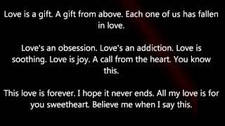 Dil Laga Na English Lyrics width=