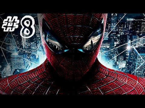 The Amazing Spider-Man - Gameplay Walkthrough - Part 8 - FYI I'M SPIDER-MAN (Video Game)