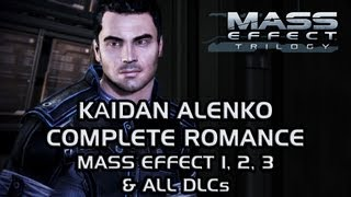 getlinkyoutube.com-Kaidan Alenko Complete Romance [Mass Effect 1, 2, 3 & all DLCs]