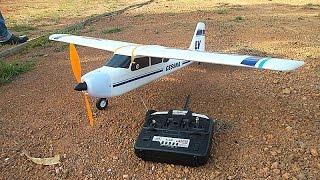 getlinkyoutube.com-เครื่องบินบังคับวิทยุ Cessna 747 4 Ch//สินค้า ราคา 2500 บ. /  /www.ThaiWorldToy.com