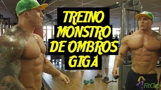 getlinkyoutube.com-Treino Monstro de Ombros - GIGA