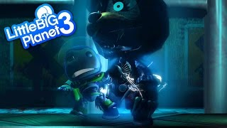 LittleBigPlanet 3 - Abandoned By Disney - The End Of Disney With Jumpscares