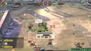getlinkyoutube.com-Gameplay PvP Arena [Tree of Savior CBT 3]