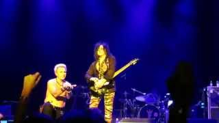 getlinkyoutube.com-Billy Idol Live - Rebel Yell Auckland 2015