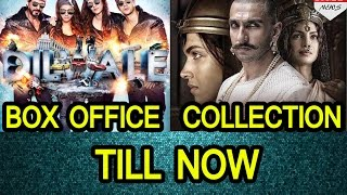 getlinkyoutube.com-Box office Collection: Bajirao Mastani BEAT Dilwale World Wide