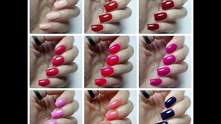 getlinkyoutube.com-Обзор однофазных гель-лаков MASURA PRIMO - One Step Gel Polish MASURA PRIMO Review