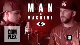 getlinkyoutube.com-Man & Machine: Beatboxer Marcus Perez and Producer Styles Makes Insane Beats With His Mouth