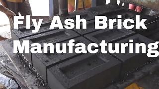 getlinkyoutube.com-Manual Fly Ash Brick Machine