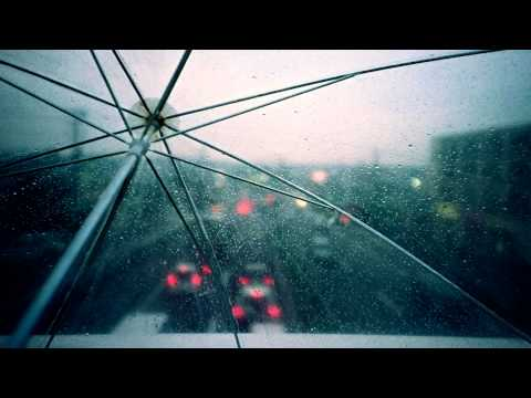 Binaural Rain on Umbrella