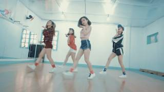 getlinkyoutube.com-BLACKPINK - '휘파람'(WHISTLE) Dance cover by TNT Dance Crew from Vietnam