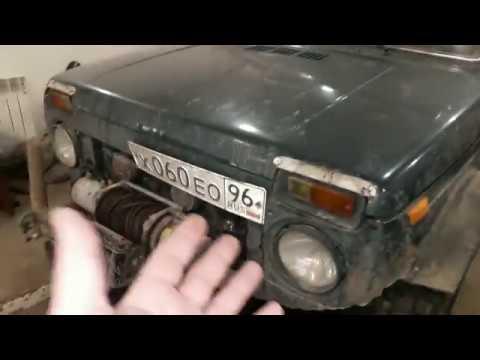 Ремонт электропроводки НИВА (Часть 3) Финиш