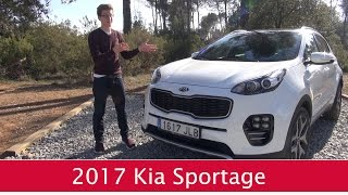 getlinkyoutube.com-Fahrbericht: Neuer Kia Sportage im Test