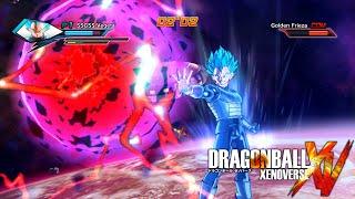 getlinkyoutube.com-Dragon Ball Xenoverse - Ultimate Attacks MOD