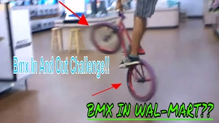 getlinkyoutube.com-BMX vs WALMART!!