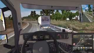 getlinkyoutube.com-Euro truck Simulator 2 Ultra | #21 Nuevo Camion Volvo 750CV Una Bestia