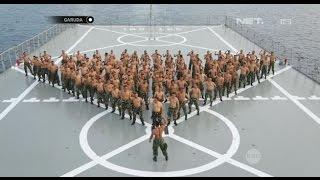 getlinkyoutube.com-GARUDA -  Armada Jaya 2016, Latihan Puncak TNI AL