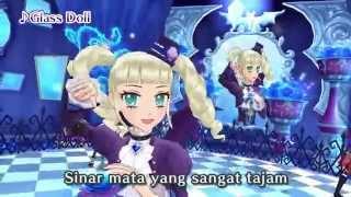 """Aikatsu! Music Video """"Glass Doll"""" ♪"""
