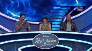 getlinkyoutube.com-Indian Idol Junior 2015 – Meet Top 13 Juniors