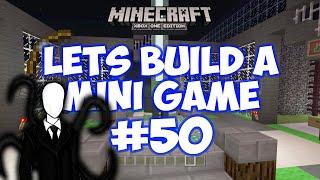 getlinkyoutube.com-Minecraft Xbox - Lets Build A Mini Game World - 50 - FINALLY ITS HERE!