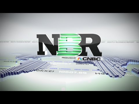 Nightly Business Report - Friday, April 26, 2013