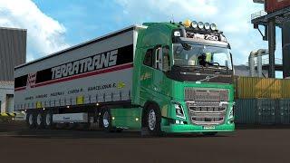 Euro Truck Simulator 2 Volvo stock sound V.2.0