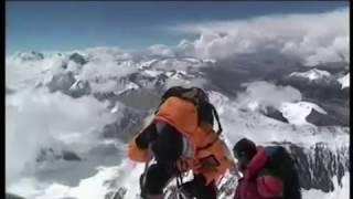 getlinkyoutube.com-Everest Summit, Everest Expedition 2016, Top to Everest, Everest climbing, Hilari & Tenzing Norge