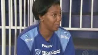 getlinkyoutube.com-Vôlei Ana Moser reencontra cubana Regla Bell