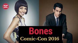 SDCC 2016: Tamara Taylor e John Boyd de Bones