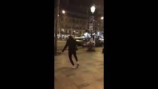 getlinkyoutube.com-شاهد جزائري يرقص الواي الواي في باريس  هههههه