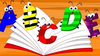 getlinkyoutube.com-Five Little Alphabets | Five Little Series | Nursery Rhymes
