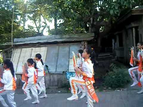 binubusan BES drum and lyre band