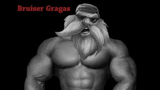 超級狂暴酒桶伯古拉格斯