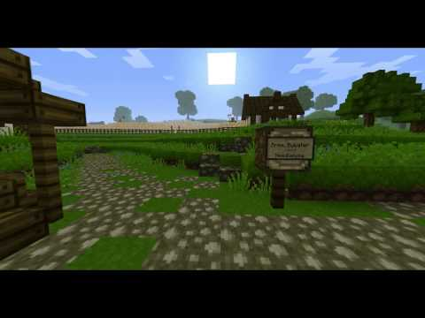 Minecraft Stories - Middle Earth - The Shire (1)