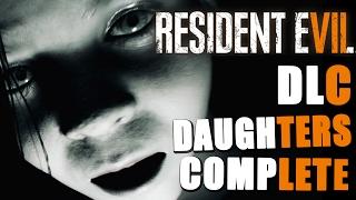 Resident Evil 7 DAUGHTERS DLC TRUE and BAD Ending ~ EVELINE ARRIVES