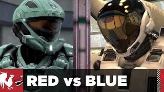 getlinkyoutube.com-Death Battle: Meta vs. Carolina: Dawn of Awesome - Episode 13 - Red vs. Blue Season 14