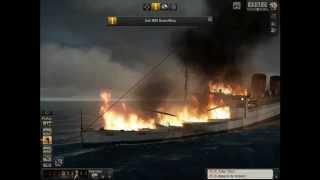 getlinkyoutube.com-Queen Mary - Silent Hunter 5