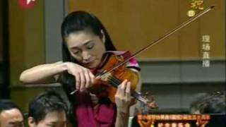 getlinkyoutube.com-諏訪內晶子 -《梁祝小提琴協奏曲》   Butterfly Lovers Violin Concerto by Akiko Suwanai