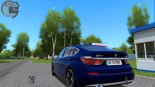 getlinkyoutube.com-City Car Driving 1.5.3 BMW 550i GT TrackIR 4 Pro [1080P]