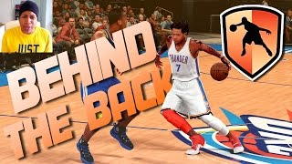NBA 2K16 Badge Hunter - Behind The Back Pro / How & Why You Need It