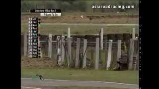 Round 3 Chennai - Underbone 115cc Race 1 (full) - PETRONAS Asia Road Racing Championship