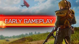 "getlinkyoutube.com-BATTLEFIELD 1 EARLY DLC GAMEPLAY! ""THEY SHALL NOT PASS"" BF1 DLC GAMEPLAY (BF1 DLC)"