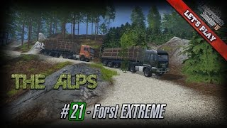Let's Play LS15 ★ The Alps 15 ★ #21 ★ Forst EXTREME