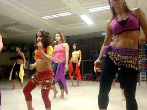 Aula 1 - Dança do Ventre