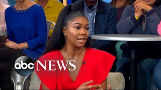 Gabrielle Union opens up on sexual assault: 'I saw #MeToo and my arm went numb'