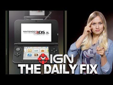 New Super Smash Bros &amp; 3DS XL Confirmed! - IGN Daily Fix 06.22.12