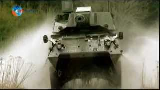 getlinkyoutube.com-CT-CV weapon system turret CMI Defense Piranha wheeled armoured vehicle Army Recognition